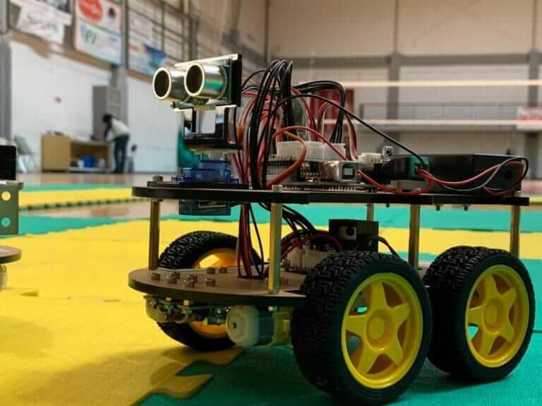 Arduino Race