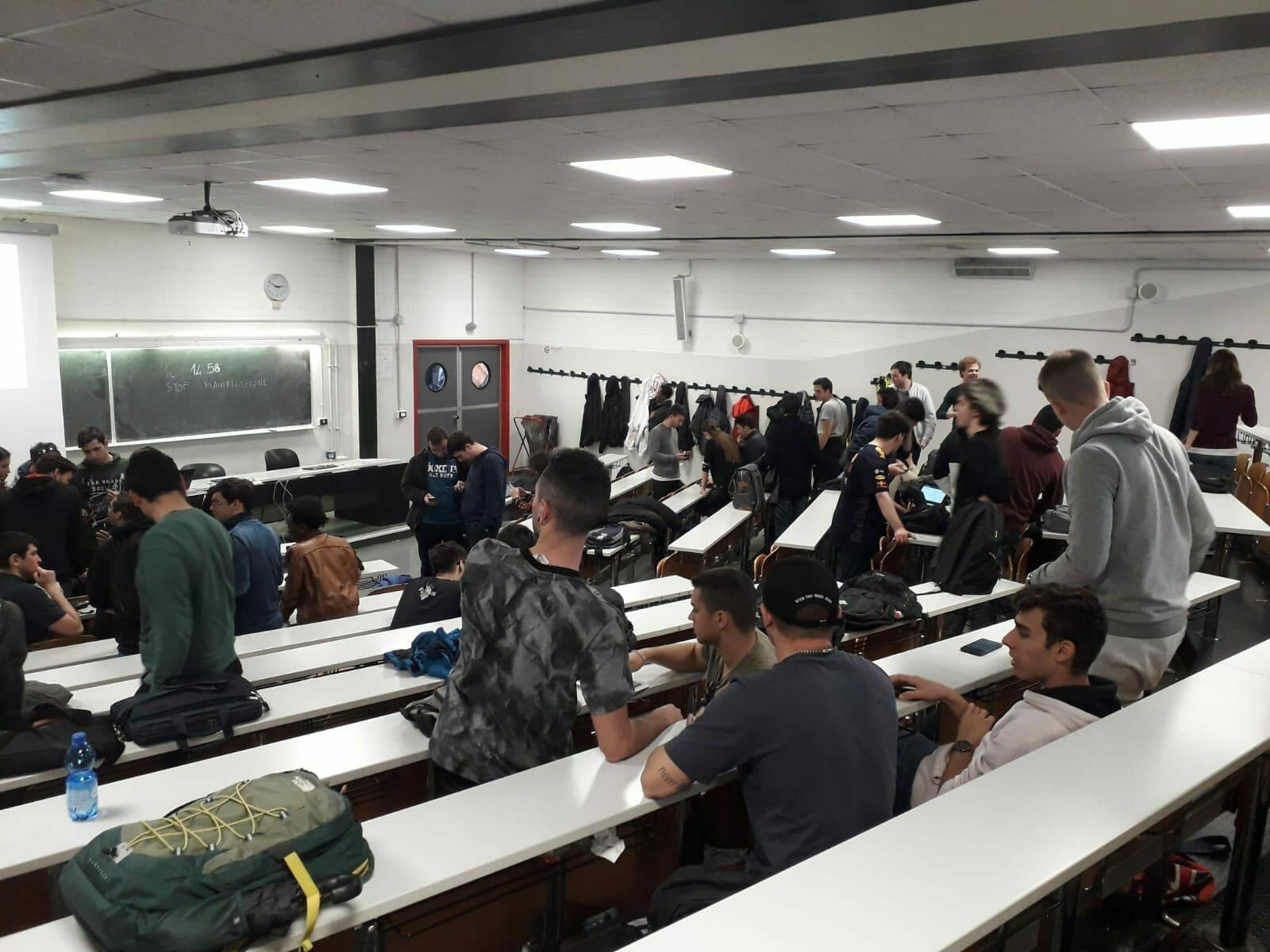 Tesi Università Smart Rogaining